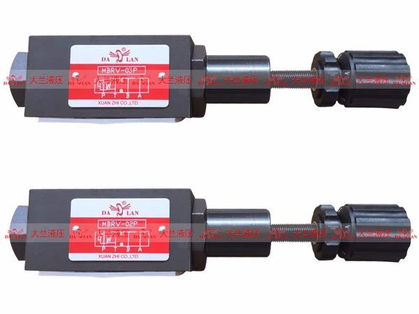 MBRV叠加式减压阀